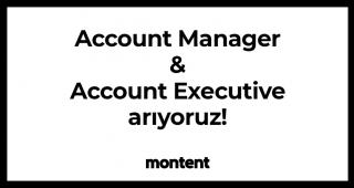 Account Manager ve Account Executive Arıyoruz!
