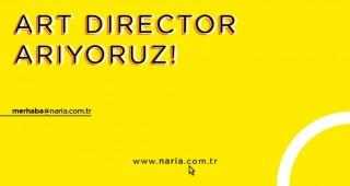 ART DIRECTOR ARIYORUZ.