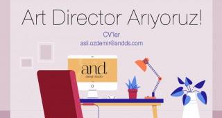 Art Director Arıyoruz!