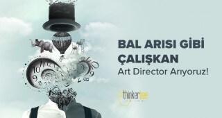 Bal Arısı Gibi Çalışkan Art Director Arıyoruz!