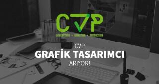CVP Grafİk Tasarımcı Arıyor!