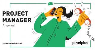 Dijital Proje Yöneticileri Arıyoruz!