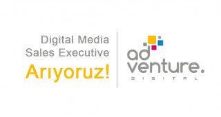 Dijital Reklam Satış Yöneticimizi Arıyoruz!!