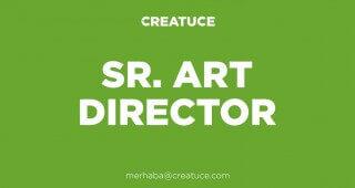 Disiplinli, Planlı ve Titiz Sr. Art Director!