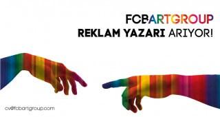 FCB ARTGROUP REKLAM YAZARI ARIYOR!