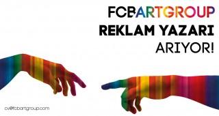 FCB Artgroup Reklam Yazarı Stajyeri arıyor!