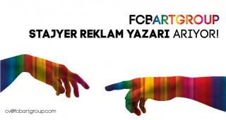 FCB ARTGROUP  STAJYER REKLAM YAZARI ARIYOR!