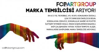 FCBARTGROUP MARKA TEMSİLCİSİ ARIYOR!