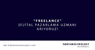 Freelancer Dijital Pazarlama ve SEO Uzmanı