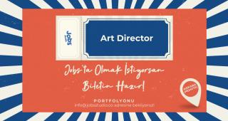 Jobs Studio, art director arıyor!