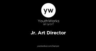 Jr. Art Director Arıyoruz!
