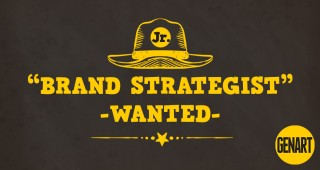 Jr. Brand Strategist Wanted