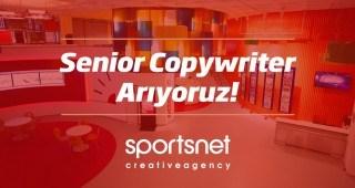 Senior Copywriter Arıyoruz!
