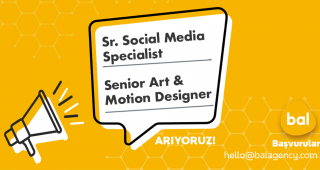 SENIOR SOCIAL MEDIA SPECIALIST VE ART & MOTION DESIGNER.