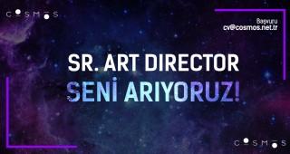 Sr. Art Director seni arıyoruz!
