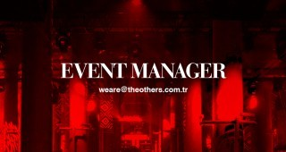 The Others, Event Manager arıyor!
