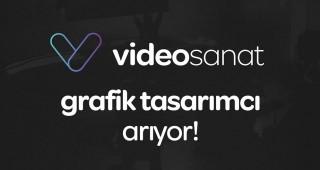 VideoSanat, Grafik Tasarımcı Arıyor!