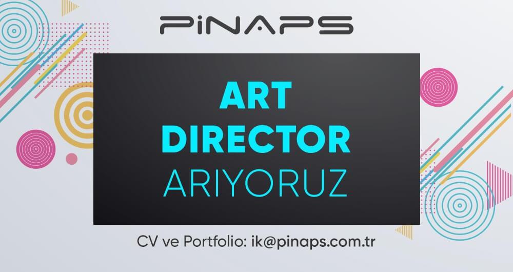 Art Director Arıyoruz