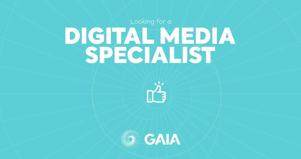 DIGITAL MEDIA SPECIALIST