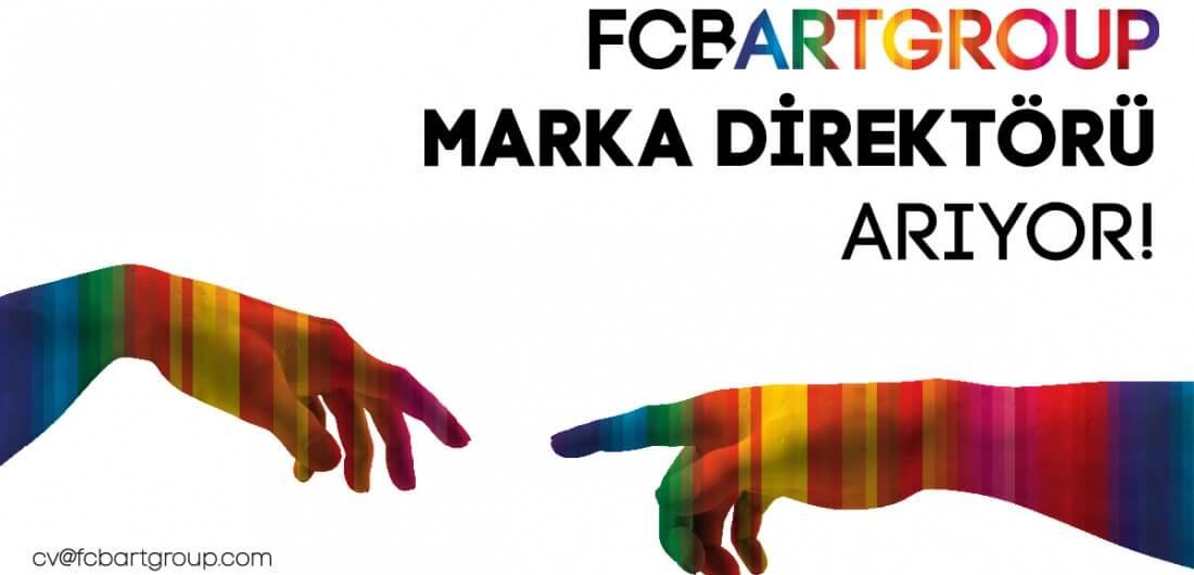 FCB ARTGROUP MARKA DİREKTÖRÜ ARIYOR!