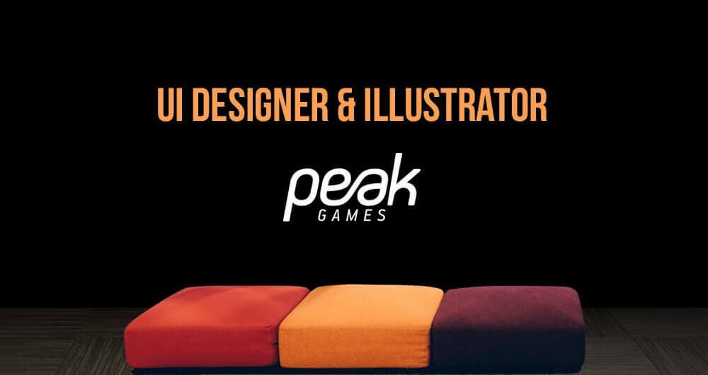 UI Designer & Illustrator!