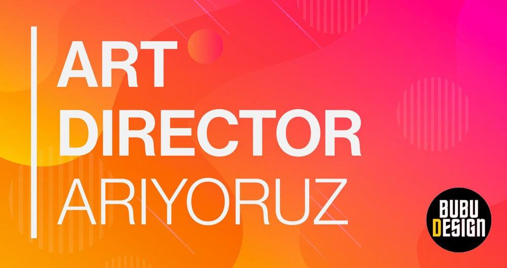 Yeni Nesil Yaratıcı İçerikler Üretebilecek, Art Director Arıyoruz!